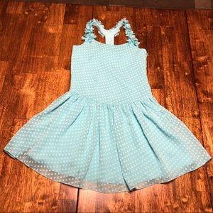 BEAUTIFUL!! Blush by Us Angels Dress Girl's sz 8